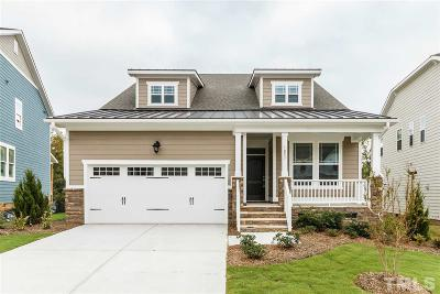 Wake Forest Single Family Home For Sale: 1057 Poppy Field Lane #410 TSF