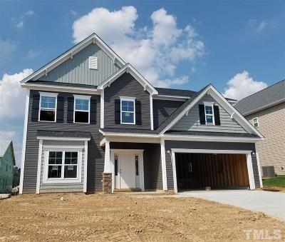 Knightdale Single Family Home For Sale: 4712 Broad Falls Lane #Lot 137