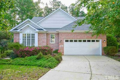Wake County Single Family Home For Sale: 422 Knotts Valley Lane
