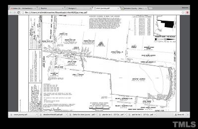 Johnston County Residential Lots & Land For Sale: 361 Short Journey Road