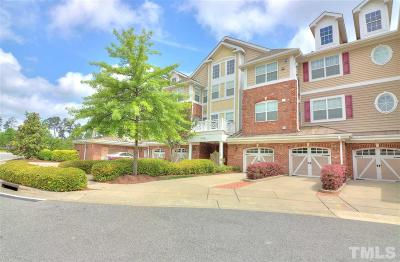 Raleigh Condo For Sale: 10410 Rosegate Court #105