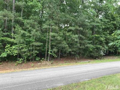 Louisburg Residential Lots & Land For Sale: 168 Nakoma Drive