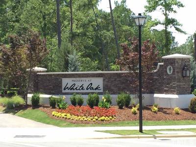 Apex Single Family Home For Sale: 715 White Oak Pond Road #Homesite