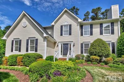 Wake County Single Family Home For Sale: 5700 Old Warson Court