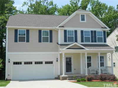 Morrisville Single Family Home For Sale: 203 Court Jester Way
