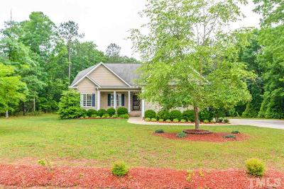 Wake Forest Single Family Home For Sale: 1511 Anterra Drive