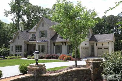 Raleigh Single Family Home For Sale: 6925 Bartons Bend Way
