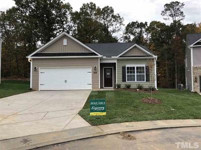 Wake County Single Family Home For Sale: 608 Rose Mallow Drive