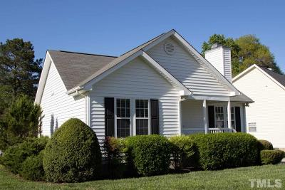 Pittsboro Single Family Home For Sale: 119 Trace Drive