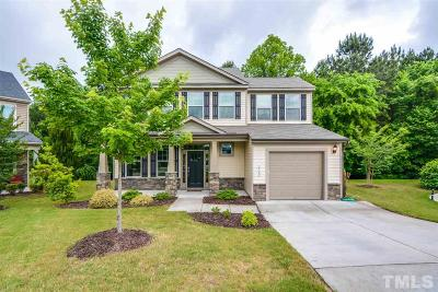 Raleigh NC Single Family Home For Sale: $252,000