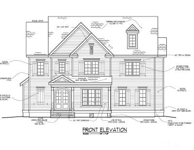 Holly Springs Single Family Home For Sale: 113 Breyla Way