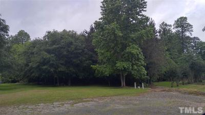 Johnston County Residential Lots & Land For Sale: Pine Tree Lane