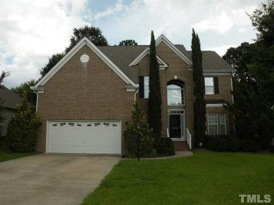 Cary NC Rental For Rent: $2,150