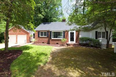 Fuquay Varina Single Family Home For Sale: 515 Angier Road