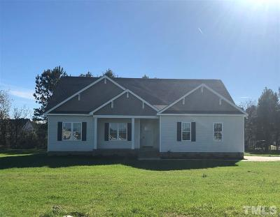 Johnston County Single Family Home For Sale: 25 Tedpace Street