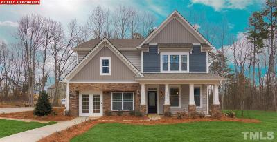 Wake County Single Family Home For Sale: 156 Whitetail Deer Lane