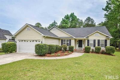 Harnett County Single Family Home For Sale: 36 Night Heron Court