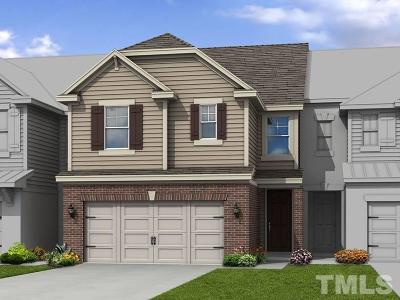 Wake County Townhouse Pending: 1218 Piperton Lane