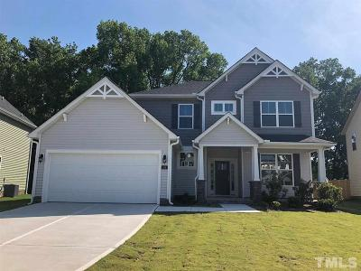 Garner Single Family Home For Sale: 158 Whitetail Deer Lane