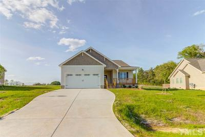 Johnston County Single Family Home For Sale: 83 Moss Landing Drive
