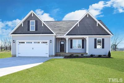 Johnston County Single Family Home For Sale: 36 Moss Landing Drive