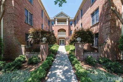 Chapel Hill Condo For Sale: 723 W Barbee Chapel Road #723
