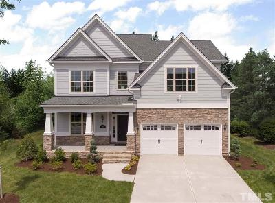 Durham Single Family Home For Sale: 310 South Bend Drive #Lot 010