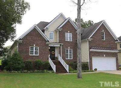 Clayton NC Single Family Home For Sale: $329,900