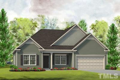 Wake Forest NC Single Family Home For Sale: $390,265