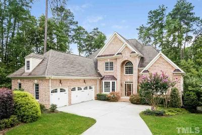 The Preserve At Jordan Lake Single Family Home Contingent: 476 Mountain Laurel