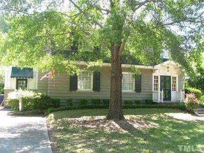 Smithfield Single Family Home For Sale: 304 N Third Street