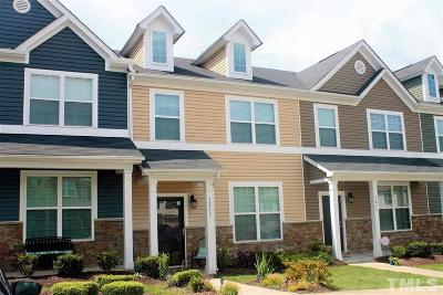 Raleigh NC Townhouse For Sale: $158,000