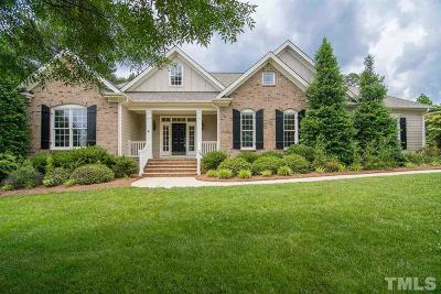 Single Family Home For Sale: 2524 Brook Crossing Circle