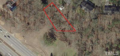 Wake County Residential Lots & Land For Sale: 5740 Glenwood Avenue