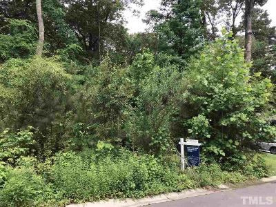 Durham County Residential Lots & Land For Sale: 2800 Sarah Avenue
