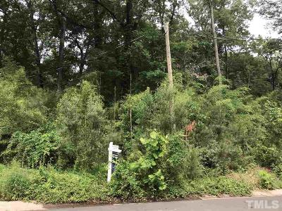 Durham County Residential Lots & Land For Sale: 2804 Sarah Avenue