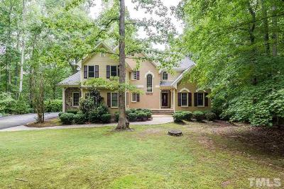 Wake Forest Single Family Home For Sale: 1204 Westerham Drive
