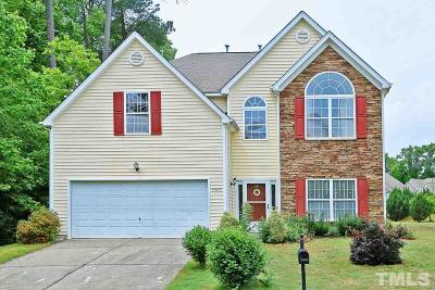 Raleigh NC Single Family Home For Sale: $268,500