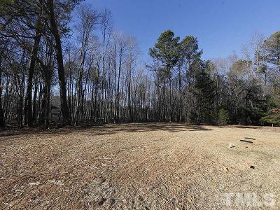 Granville County Residential Lots & Land For Sale: Lot 45 Gresham Drive
