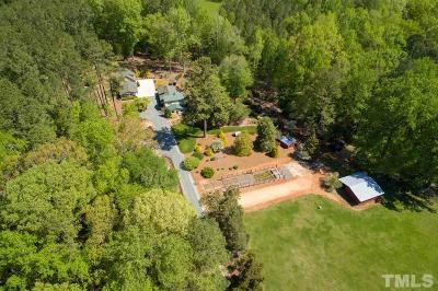 Chapel Hill Single Family Home For Sale: 6212 Old Nc 86 Highway