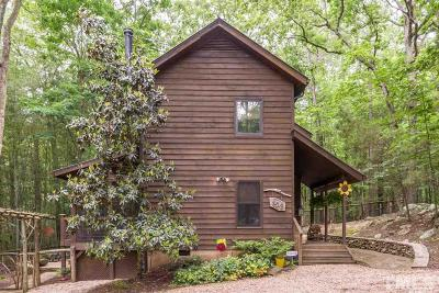 Carrboro Single Family Home Contingent: 113 Spring Valley Road