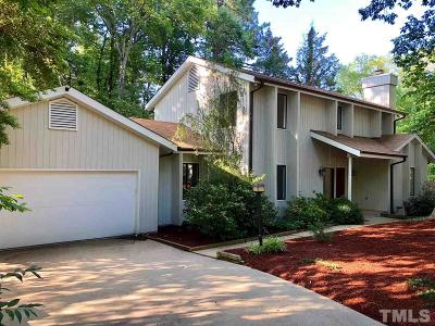 Chapel Hill Single Family Home For Sale: 7021 Falconbridge Road