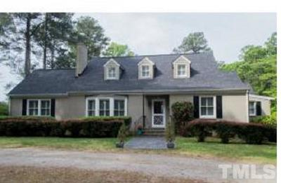 Sanford NC Single Family Home For Sale: $575,000