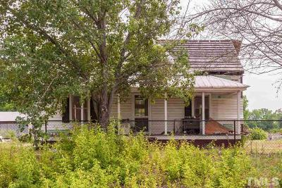 Raleigh Single Family Home For Sale: 5046 Jackson King Road