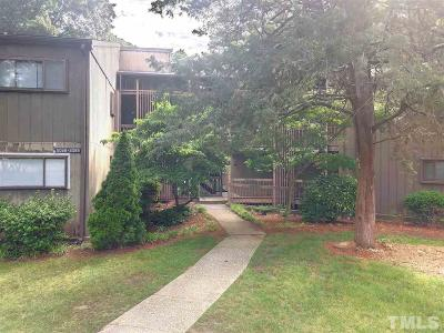 Raleigh Condo For Sale: 5086 Flint Ridge Place #5086