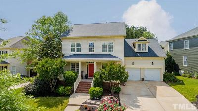 Holly Springs Single Family Home For Sale: 108 Sunset Oaks Drive