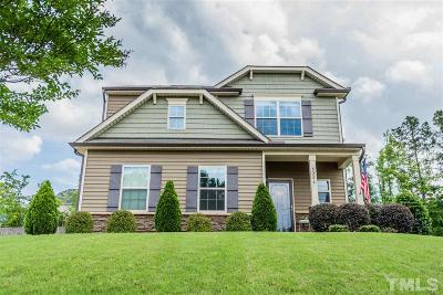 Wake County Single Family Home For Sale: 5204 Sapphire Springs Drive