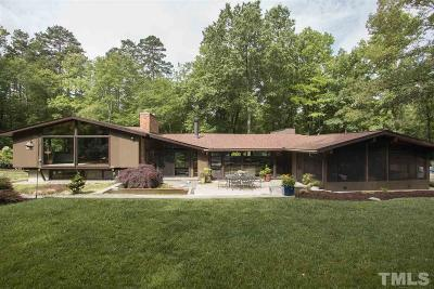 Durham Single Family Home For Sale: 1817 Woodburn Road