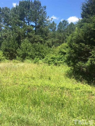 Wake Forest Residential Lots & Land Pending: 733 Jones Dairy Road