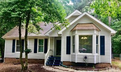 Angier Single Family Home For Sale: 300 Moore Court